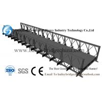 CB200(HD200) Single Lane,SSR, Bailey Bridge From China,compact bridge,truss bridge,girder
