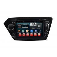 Quality K2 Rio 2011 2012 KIA DVD Player Car Multimedia Navigation System Android Radio for sale