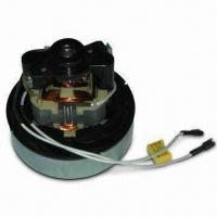 Quality Vacuum Motor for Cleaner, 100 to 240V Rated Voltage and 50/60Hz Frequency for sale