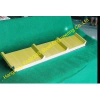 Best Light Weight Construction EPS Sandwich Panels Roofing For Cold Room wholesale