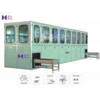 Quality Industrial Ultrasonic Cleaning Machine AC380V For Aluminium Hardware Components for sale