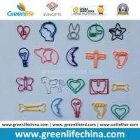 Quality Durable Top Quality China Manufacturer Office/School Used Plastic Badge Clips w/Custom Logo for sale