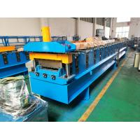 Quality Composite Slab Galvanized Steel Decking Roll Forming Machine for sale