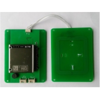 Quality 13.56 MHz Contactless Reader Module , Windows RFID Card Reader Module for sale