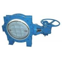 Quality Resilient Seated Eccentric Flanged Butterfly Valve for sale