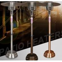 Quality Remote Control Round Natural Gas Patio Heater 80~120 Square Meters Heating Area for sale