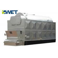 Quality Chain Grate Biomass Fired Steam Boiler, 15t / H Horizontal Biomass Generator for sale
