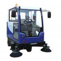 Quality Shandong Coal tracked road sweeper vehicles for sale for sale