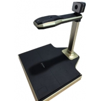 Quality RS232 High Speed Document Scanner , Webcam Pdf Scanner With 5m 2m Pixel Camera for sale