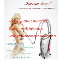 Quality body sculpting liposuction therapy cellulite RF Kuma shape/ Body Cavitation Vacuum Shaping/ laser slimming for sale
