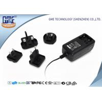 Quality Fireproof PC Housing AC DC  Switching Power Adapter For AV Products for sale