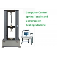 Buy cheap Spring And Compression Tension 50KN UTM Universal Testing Machine from wholesalers
