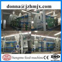 Best Smooth rotation high output ring die biomass pellet production line wholesale