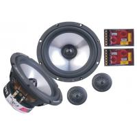 Best Car Speaker 6.5'' Component Max Power: 140W Magnet15 oZ Voice Coil 25mm KSV Tweeter wholesale