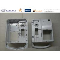 Quality ABS + PC Custom Plastic Housing With Brass Inserts Medical Plastic Injection Molding for sale