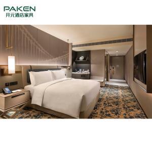 China Natural Wood Laminate Five Star Hotel Furniture on sale