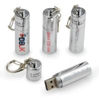 Best Pantone Keychain Novelty USB Flash Drives Auto-run Metal 8GB High Speed 2.0 Interface wholesale