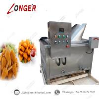 Quality Automatic Chicken Continuous Frying Machine|Industrial Fried Chicken Frying Machine|Chicken Frying Machine|Chicken Fyer for sale