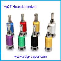 Quality vp27 Hound atomizer wax, dry herb and e juice Triple function new ecig atomizer wholesale for sale