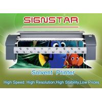 Large Format Outdoor Solvent Printer Seiko Head Fy-3208g