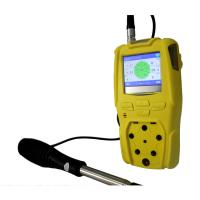 Quality Reliable Portable Gas Detector Polycarbonate Housing 1000 Group Alarm Log for sale