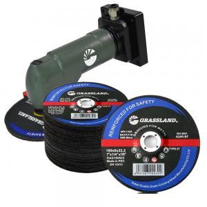 Quality Resin Bond Metal 180 X 6 X 22.23mm Abrasive Grinding Wheel for sale