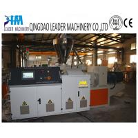 Quality plastic machine conical twin screw extruder for sale