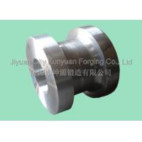 Quality Q235A High Pressure Vessel Forged Steel Flanges For Pipe Connecting ISO 9001 - 2008  WT 40 - 500 mm for sale