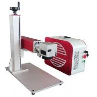 Quality 20 Watts Portable Fiber Laser Marking Machine For Metal With High Performance for sale