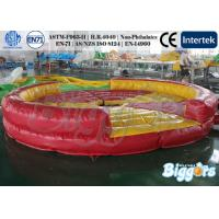 Best Provocative Inflatable Sport Games Mattress for Mechanical Bull Athletics wholesale