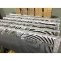 Quality High Performance Extruded Aluminum Heat Sinks for electrical power cooling Solutions for sale