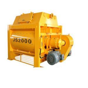 Quality JS1500/ 2000 Concrete Mixer for sale