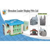 Best Eco-friendly POS Furniture Display Stands With Corrugated Cardboard wholesale