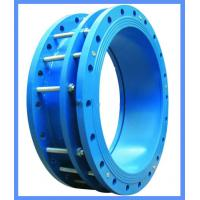 Quality Ductile Cast Iron Lug Butterfly Valve DN 50mm - 1400mm With Double Flanged for sale
