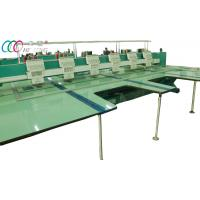 Best Big Size 6 Head Flat Embroidery Machine Equipment For Samples wholesale