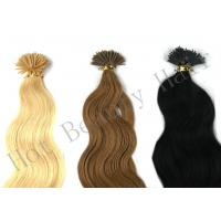 Best Customized 100 Remy Pre Bonded Hair Extension Straight OEM ODM wholesale