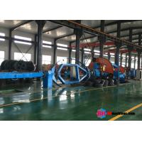 China Laying Up Machine for 3 / 4 / 5 (Core) Power Cables Core Laying-up Machine | BH Machines on sale