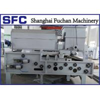 Quality Horizontal Sludge Belt Press Machine For Wastewater Dewatering Compact Structure for sale