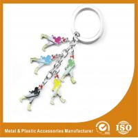 Quality Polishing Personalized Customized Metal Keychains For Car Key Holder for sale