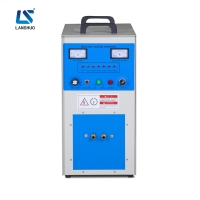 Quality Medium Frequency 30kw Electric Induction Melting Furnace For Melting Metal for sale
