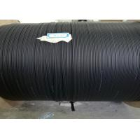 2 Core Double FTTH Fiber Optic Cable Bow Type , Fiber Optic Wire Cable