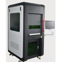 Quality High Speed UV Laser Marking Machine On LCD Screen Ceramic Low Power Consumption for sale