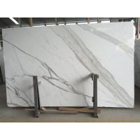 Quality 24x48 Natural Stone Slabs Calacatta Countertop Kitchen Bench Top Vanity Tops for sale