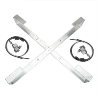 Quality 1000mm OPGW  Galvanized Steel ADSS Cable Storage Tray With Pole for sale