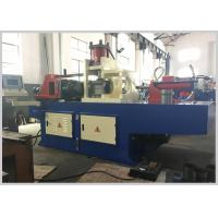 Quality PLC Control Tube Forming Machine , Single Head Pipe Forming Machine for sale