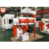 Buy cheap Speed Of Ring Die 12-120rpm Livestock Cattle Feed Pellet Machine from wholesalers