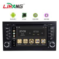 Quality 7 Inch Touch Screen Dvd Player With Navigation Mp4 Radio Stereo For Car for sale