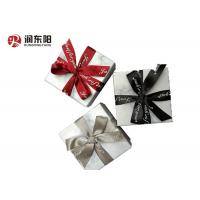 Quality Kraft Paper Box Wedding Gift Wrapping Bags Self Adhesive Customized Design for sale
