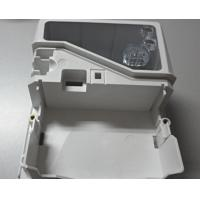 GE Meter Cover Overmold Injection Molding With Mold Master Hot Runner Valve Gate