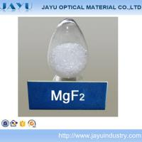 Quality Magnesium Fluoride (MgF2) Purity>99.99% Used for optical coating, thin film  from JAYU Optical material com, for sale